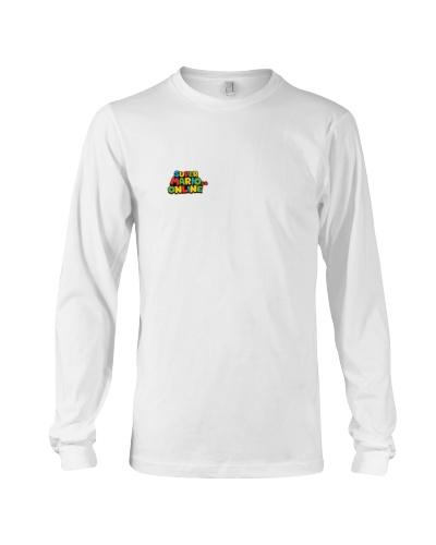 90s land long shirt