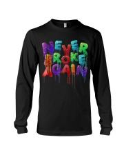 Never broke again Tshirt Long Sleeve Tee thumbnail