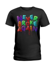 Never broke again Tshirt Ladies T-Shirt thumbnail