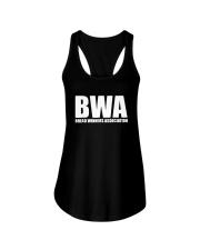 BWA Bread Winner Association Tshirt Ladies Flowy Tank thumbnail