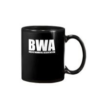 BWA Bread Winner Association Tshirt Mug thumbnail
