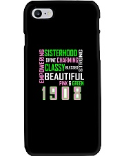 AKA Words of Description Phone Case thumbnail