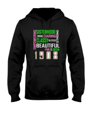 AKA Words of Description Hooded Sweatshirt thumbnail