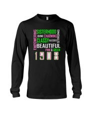 AKA Words of Description Long Sleeve Tee thumbnail