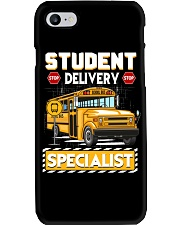 Student Delivery Specialist School Bus Driver Phone Case thumbnail