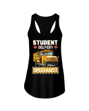 Student Delivery Specialist School Bus Driver Ladies Flowy Tank thumbnail