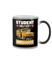 Student Delivery Specialist School Bus Driver Color Changing Mug thumbnail