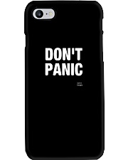 Designs DONT PANIC Funny Saying Graphic TShirt Phone Case thumbnail