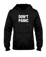 Designs DONT PANIC Funny Saying Graphic TShirt Hooded Sweatshirt thumbnail