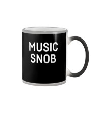 Music snob Shirts Color Changing Mug thumbnail