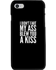 I Didnt Fart  My Ass Blew You A Kiss  Cute Adorabl Phone Case thumbnail