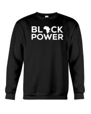 BLACK POWER AFRICA  BLACK LIVES MATTER PANTHERS EX Crewneck Sweatshirt thumbnail