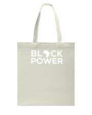 BLACK POWER AFRICA  BLACK LIVES MATTER PANTHERS EX Tote Bag thumbnail