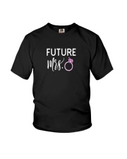 Mrs Wife To Be Fiancee PREMIUM TShirt Youth T-Shirt thumbnail
