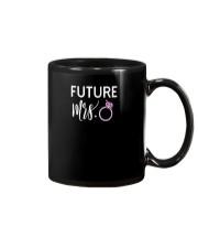 Mrs Wife To Be Fiancee PREMIUM TShirt Mug thumbnail