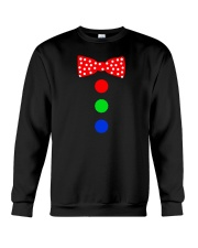 Clown Costume  Easy Halloween Costume  Halloween S Crewneck Sweatshirt thumbnail