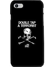 Double Tap A Terrorist TShirt American Infidel Phone Case thumbnail