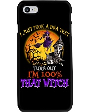 100 Percent With That Witch Halloween Phone Case thumbnail