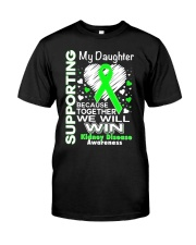 My Daughter  Kidney Disease Awareness Shirt Classic T-Shirt front