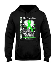 My Daughter  Kidney Disease Awareness Shirt Hooded Sweatshirt thumbnail