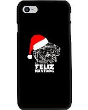 Brussels Griffon Cute Feliz Navidog Christmas Phone Case thumbnail