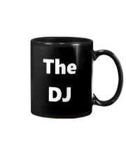 DJ TShirt Disc Jockey Identification Clubbing  Mug thumbnail