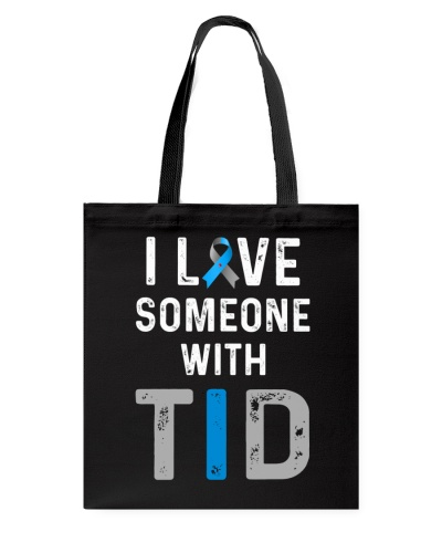 I Love Someone With T1D Type 1 Diabetes Awareness