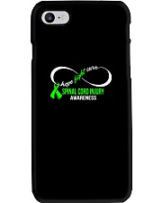 Hope Fight Cure SPINAL CORD INJURY Awareness Phone Case thumbnail