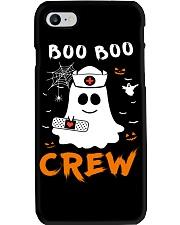 Boo Boo Crew Nurse Ghost Funny Halloween Phone Case thumbnail