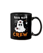 Boo Boo Crew Nurse Ghost Funny Halloween Mug thumbnail
