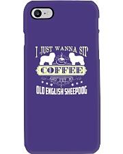 Old English Sheepdog Shirt - Old English Sheep Phone Case thumbnail