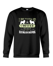 Old English Sheepdog Shirt - Old English Sheep Crewneck Sweatshirt thumbnail