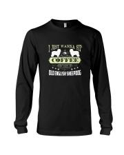 Old English Sheepdog Shirt - Old English Sheep Long Sleeve Tee thumbnail