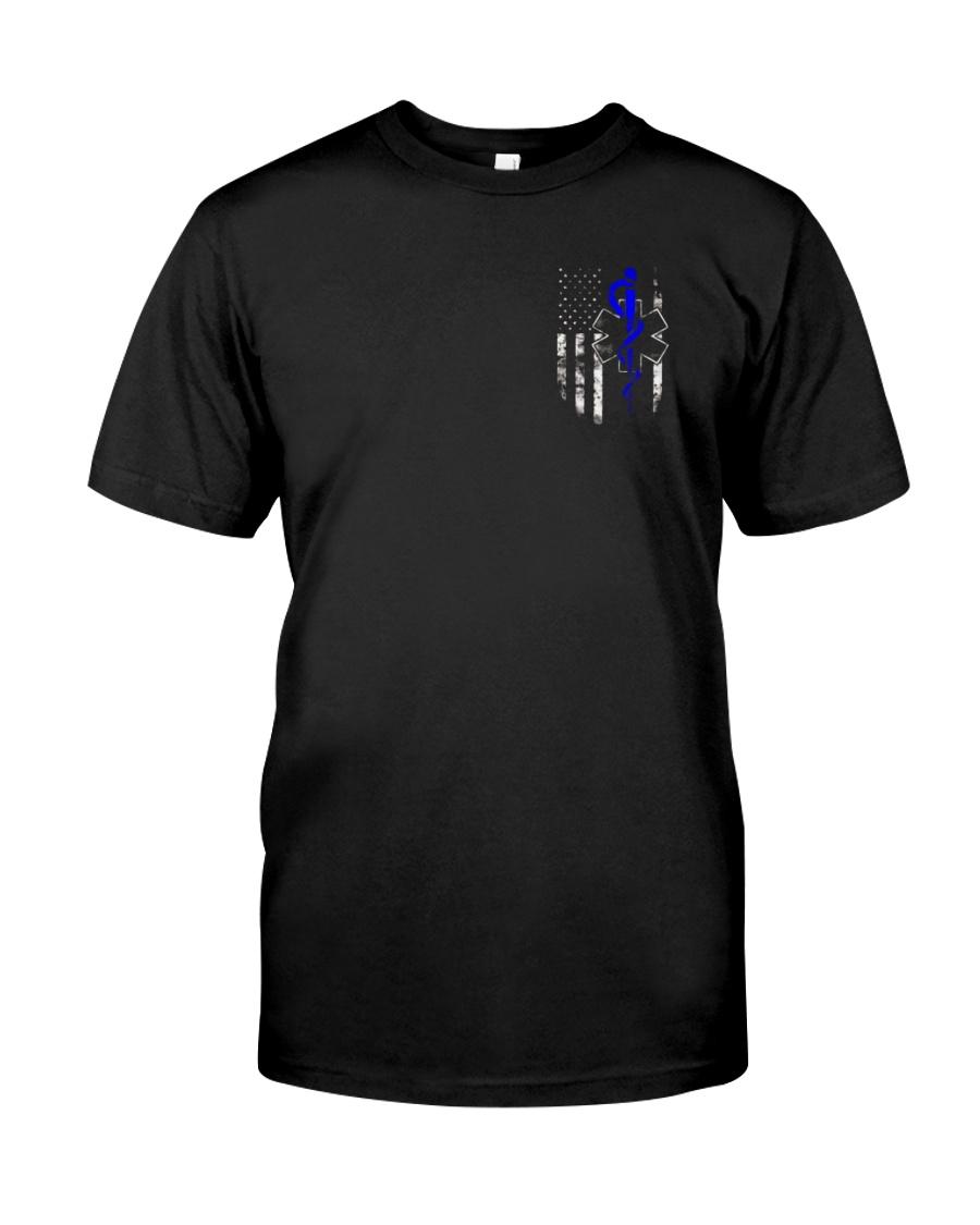EMT First Responder Flag Tshirt Classic T-Shirt