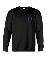 EMT First Responder Flag Tshirt Crewneck Sweatshirt tile