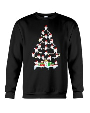 Teeth Christmas Tree Funny Dental T-Shirt For Men  Crewneck Sweatshirt thumbnail