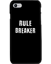 Rule Breaker Matching Father Son Mother Daughter S Phone Case thumbnail