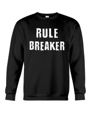 Rule Breaker Matching Father Son Mother Daughter S Crewneck Sweatshirt thumbnail
