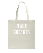 Rule Breaker Matching Father Son Mother Daughter S Tote Bag thumbnail