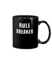 Rule Breaker Matching Father Son Mother Daughter S Mug thumbnail
