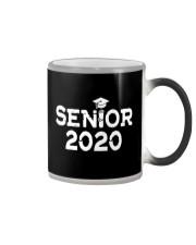 Senior 2020 Graduation Pink Tassel Class Color Changing Mug thumbnail