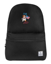 Fur Of July Happy 4th of Juky Celebration meowica Backpack thumbnail