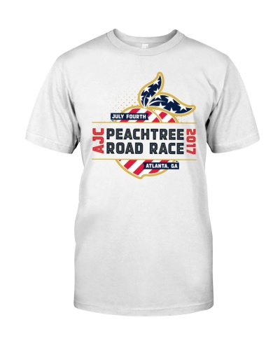 peachtree road race shirt