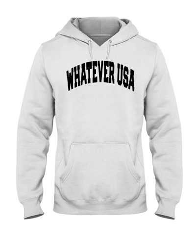 whatever usa hoodie allen