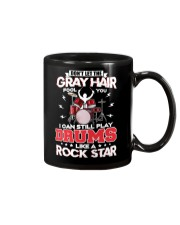 PLAY DRUMS LIKE A ROCK STAR Mug thumbnail