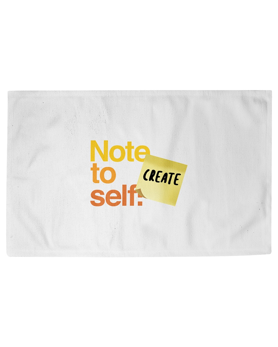 Note to Self - Create Woven Rug - 3' x 2'