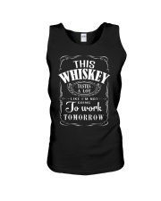 This Whiskey T-shirt Unisex Tank thumbnail