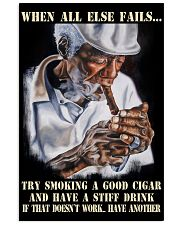 When All Else Fails Cigars Poster 24x36 Poster front