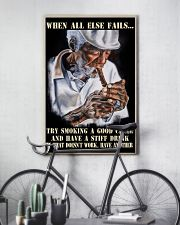 When All Else Fails Cigars Poster 24x36 Poster lifestyle-poster-7