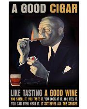 A Good Cigar  24x36 Poster front